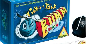 Tick-Tack Boom Junior