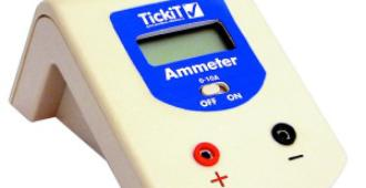 Digitalt ampere-meter